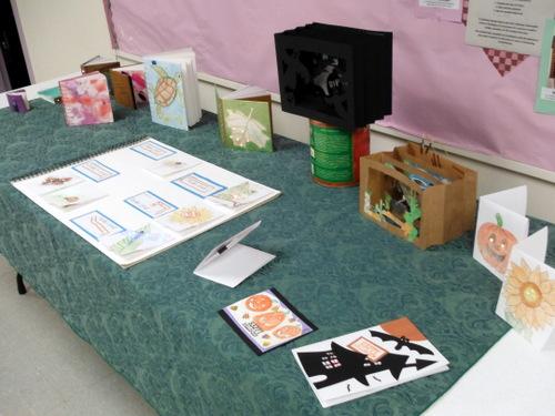 Handmade books by Jill Dawson