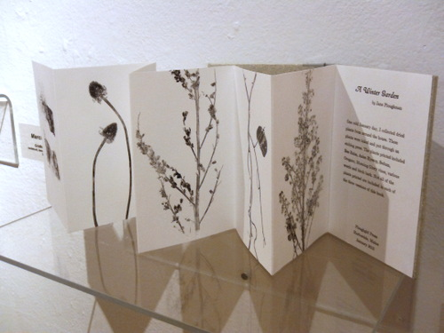 Artists' book by Jane Ploughman