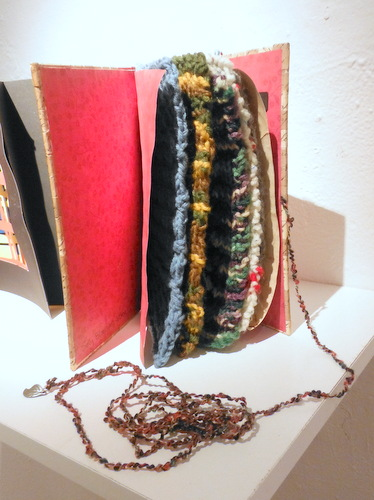 Artists' book by Sally Blanchard-O'Brien