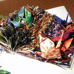 Altered book by Ann Joppe-Mercure