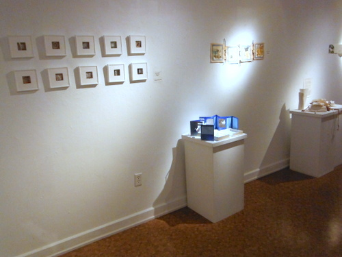 Book Arts Guild of Vermont Exhibit