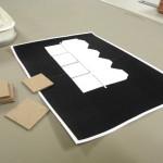 Box making template and bookboard