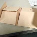 Handmade book wrapper