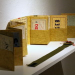 Artists' book by Marilyn Gillis