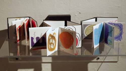 Artists' books by Marcia Vogler
