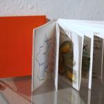 Artists' book by Marcia Vogler