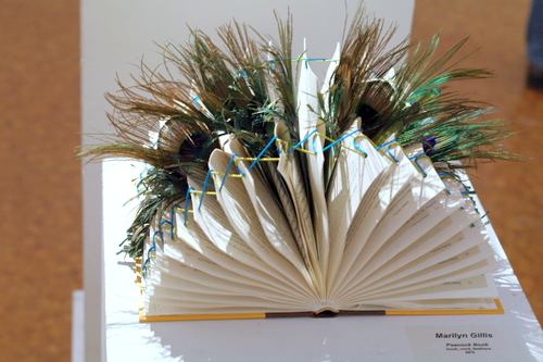 Altered Book by Marilyn Gillis