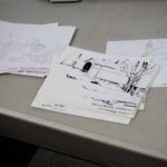 Sketches by Nancy Stone