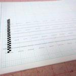 Calligraphy practice