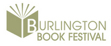 Burlington Book Festival logo