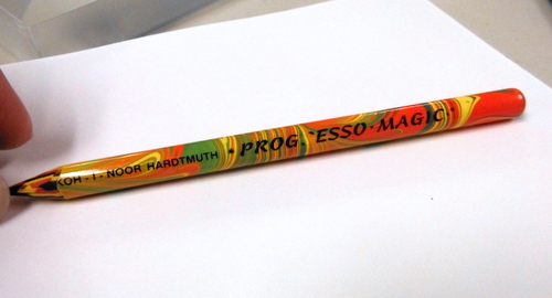 KOH-I-NOOR Progresso Woodless Colored Magic Pencil