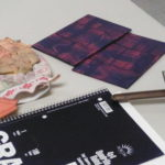 Paste paper book covers