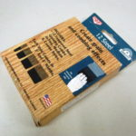 Set of combs for paste paper