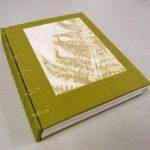 Handbound book using the Secret Belgian Binding