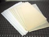 Handmade Japanese papers