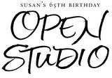 Susan Kapuscinski Gaylord open studio logo