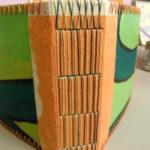Handmade book by Jane Ploughman