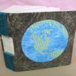 Handmade book by Elissa Campbell