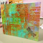 Handmade book by Ann Joppe-Mercure