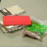 Printmaking tools and materials