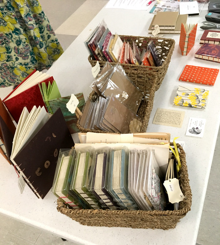 Handmade books by Amy Burns