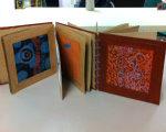 Handmade book of prints