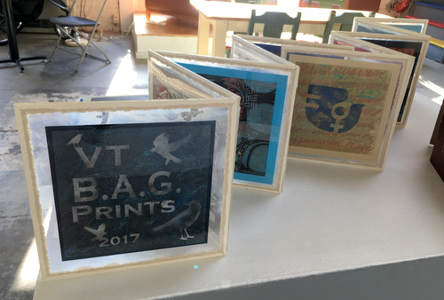 VT B.A.G. Prints by Rebecca Boardman