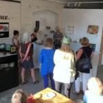 Book Arts Guild of Vermont 2017 exhibit at SEABA