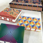 Coptic journals by Jill Abilock