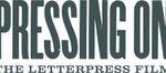 Pressing On logo