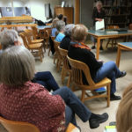 BAG meeting at UVM Special Collections