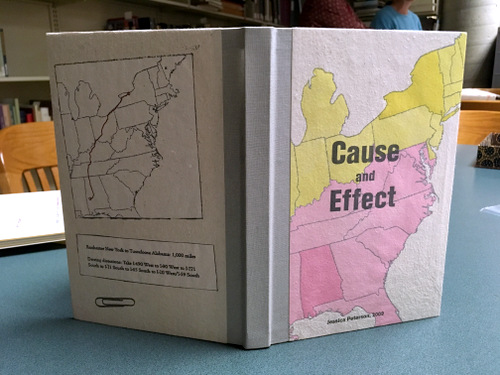 Cause and Effect by Jessica Peterson