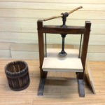 Book press / cider press