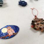 Handmade Christmas ornaments