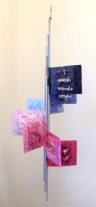 Words Rain Softly by Jill Abilock