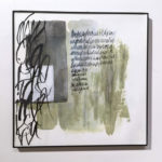Urban Calligraphy #1 by Marilyn Gillis
