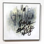 Urban Calligraphy #3 by Marilyn Gillis