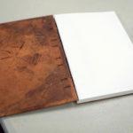 Handbound coptic book by Jill Abilock
