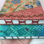 Handbound journals by Jill Abilock