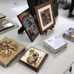 Handmade books by Marilyn Gillis