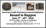 BAG Exhibit 2019 - postcard