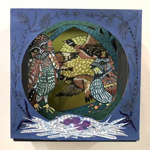 """""""Sojourners: Canada"""" by Nancy Stone"""