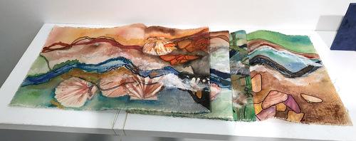 """""""Mapping a Sense of Place, Gulf Coast"""" by Ann Joppe-Mercure"""