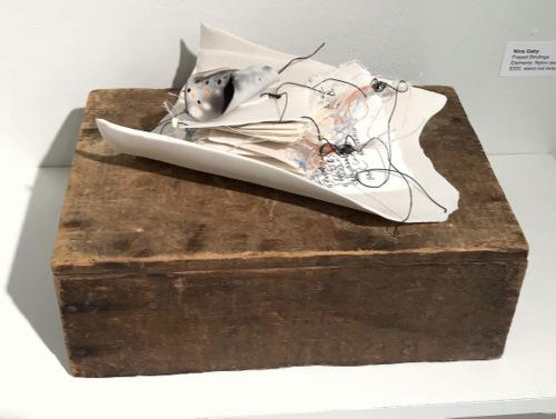 """Frayed Bindings"" by Nina Gaby"