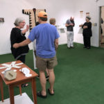 Book Arts Guild of Vermont exhibit opening at S.P.A.C.E. Gallery