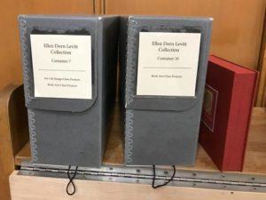 Ellen Dorn Levitt collection files