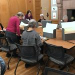 Book Arts Guild of Vermont meeting at UVM Special Collections