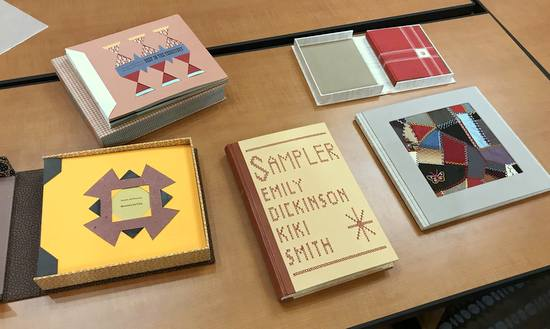 Artists' books at UVM Special Collections