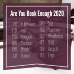 Are You Book Enough image with 2020 themes