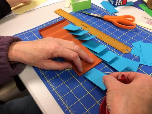 Making a flag book